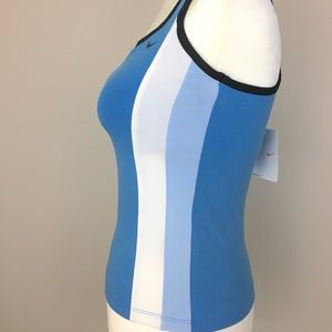 Nike Tops - [Nike] NWT🌟SALE🌟Women's Fitted Active Blue Tank
